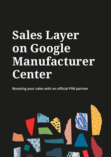Ebook - Power your sales on Google with Sales Layer's PIM