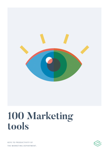 100 Marketing tools